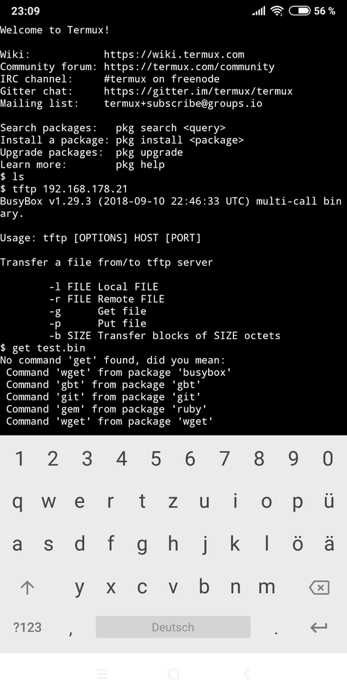 Flashing a TP-Link Archer C7 V5 0 in detail - Installing and Using