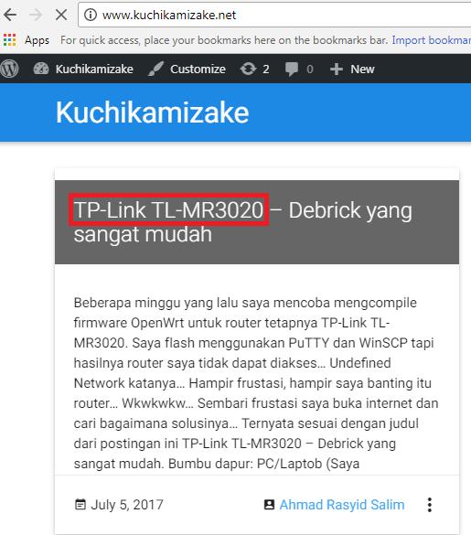 Tp-link tl-mr-3420 v3 build for developers openwrt forum.