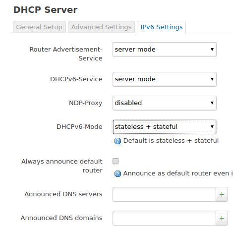 SOLVED] 17 -> 18: IPv6 working, but not IPv4, no IPv4 DHCP