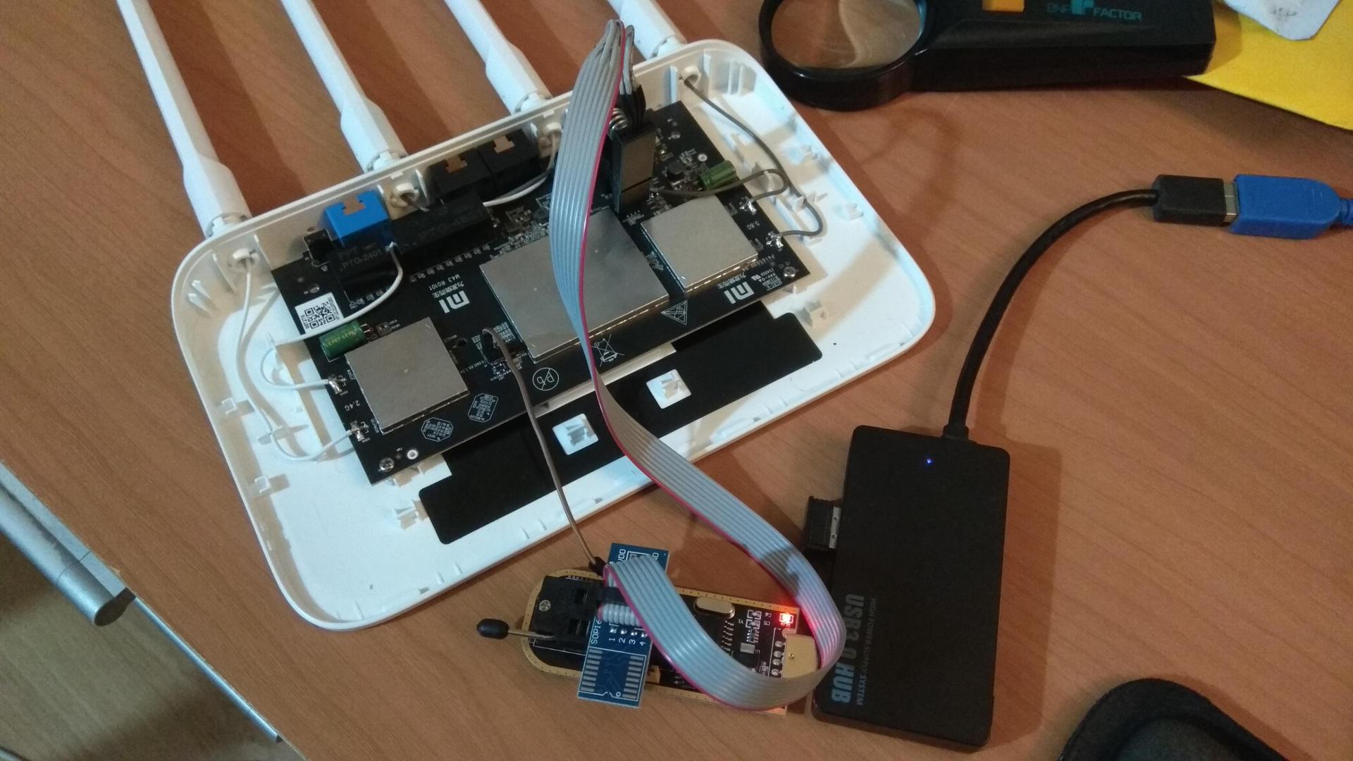 Xiaomi Mi Router 4A Gigabit Edition (R4AG/R4A Gigabit