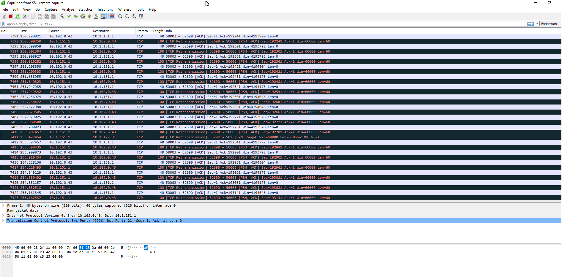 Simulate latency (delay) and packet loss - Installing and Using