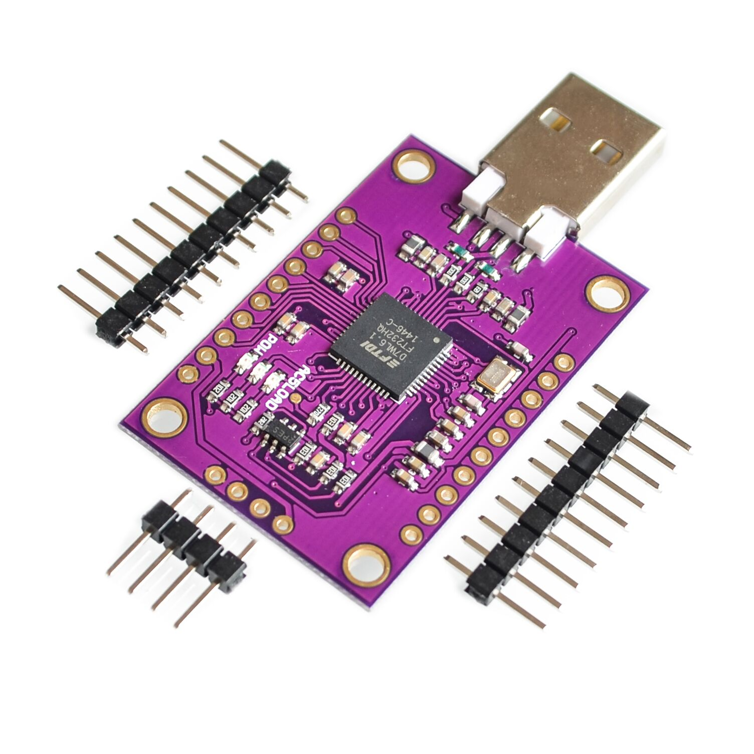 NEW-FT232H-Multifunction-High-Speed-USB-to-JTAG-UART-FIFO-SPI-I2C-Module