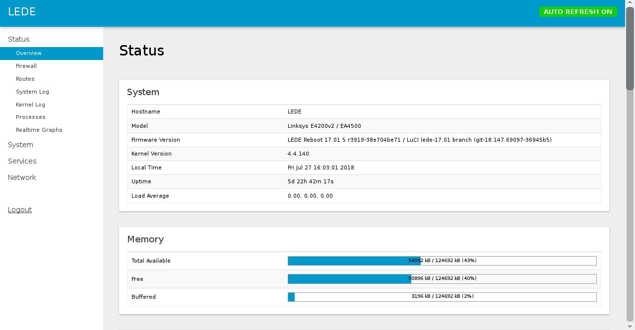 Linksys EA4500 v1 installation problem - Installing and