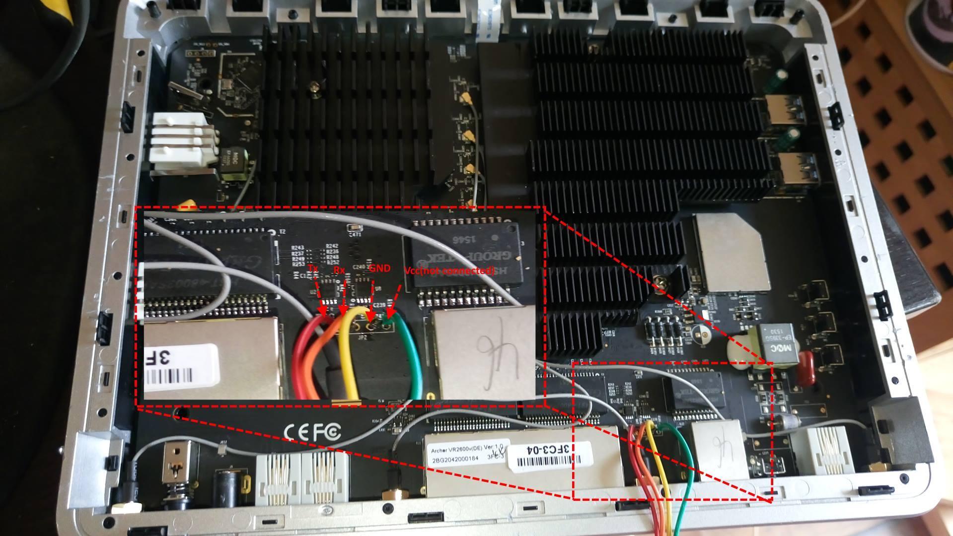 Ipq806x: LEDE support for TP-Link Archer VR2600v - For