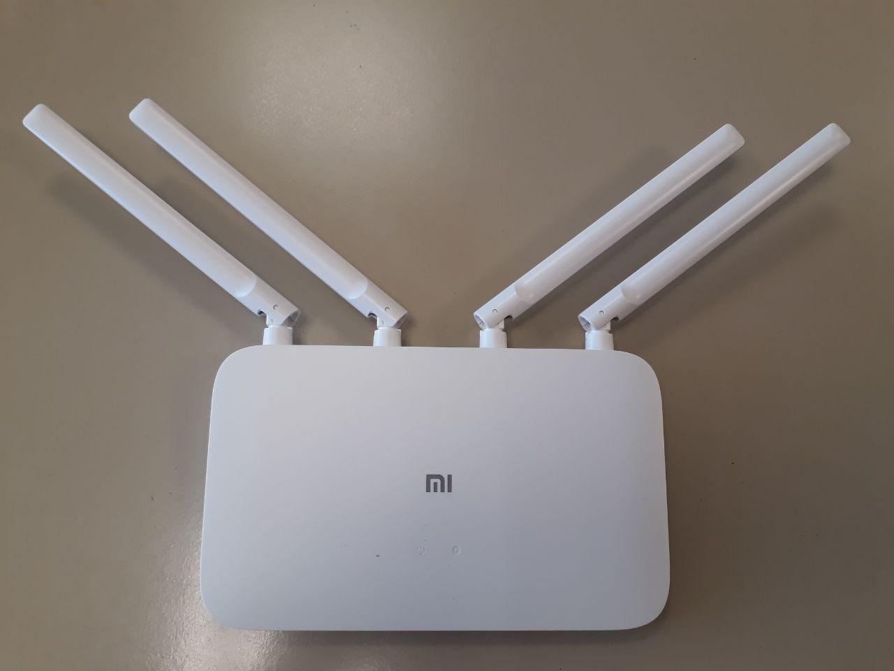 Xiaomi Mi Router 4A Gigabit Edition (R4AG/R4A Gigabit): fully