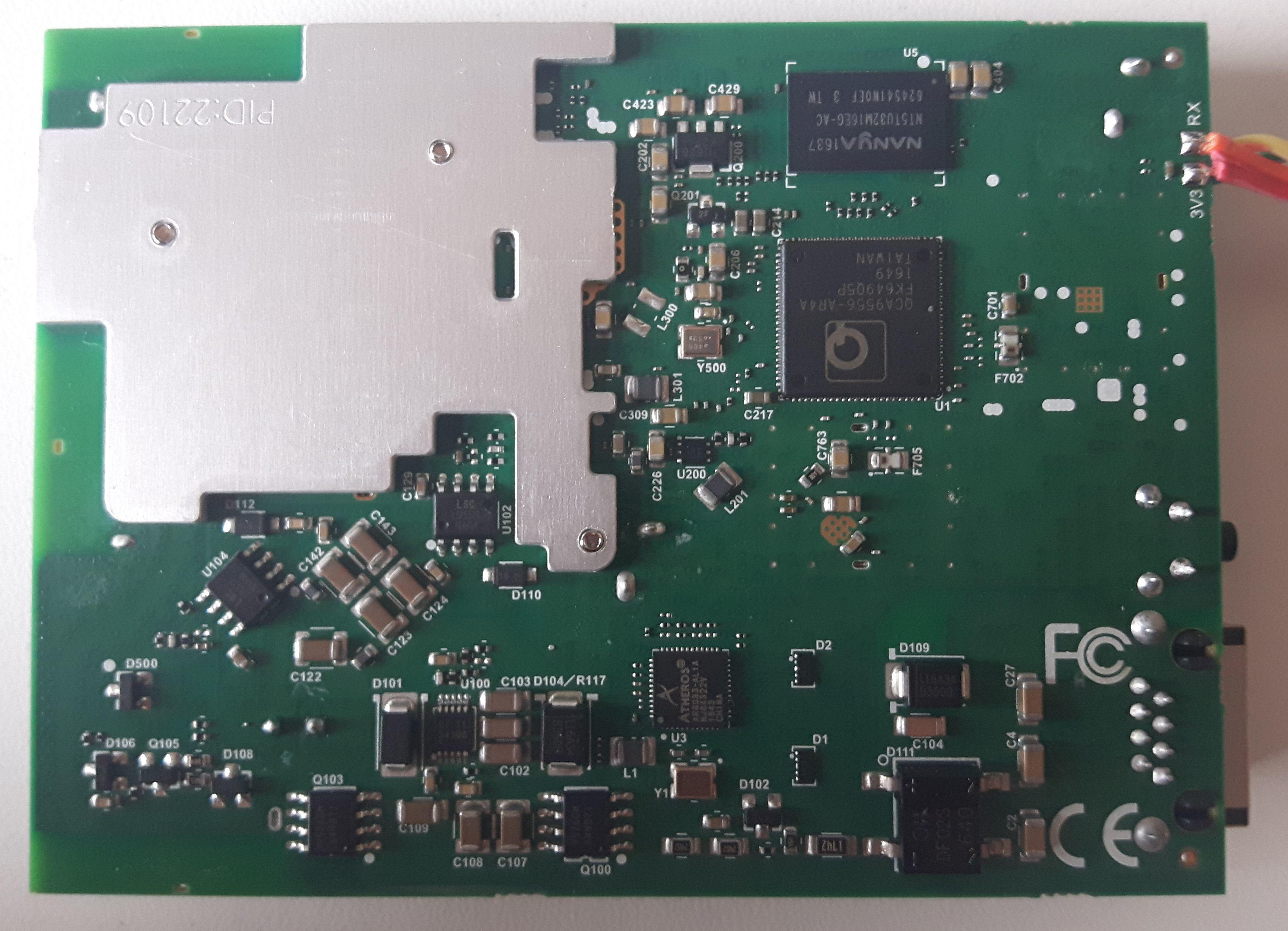Ar71xx-mikrotik: Mikrotik wAP ac support - For Developers