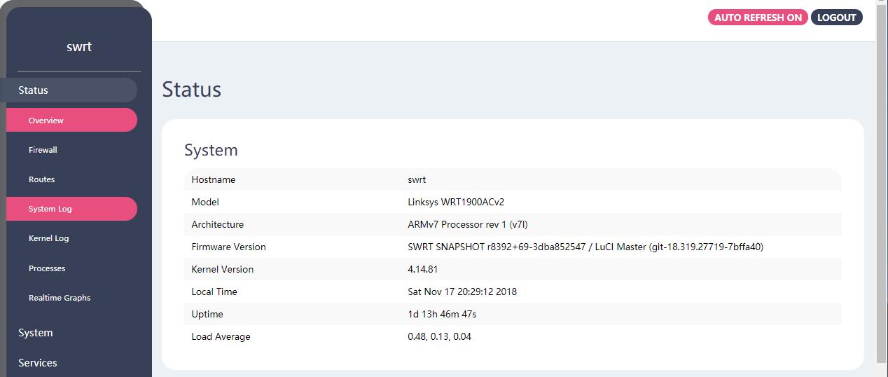 Davidc502- wrt1200ac wrt1900acx wrt3200acm wrt32x builds
