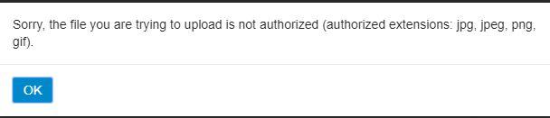 error-upload