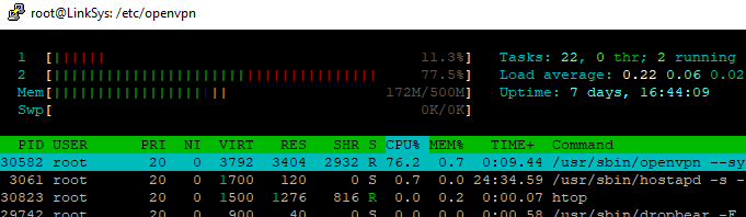 htop_load_speedtest_pc_with_vpn_router